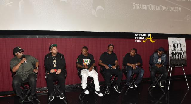 StraightOuttaCompton Screening ATL 1