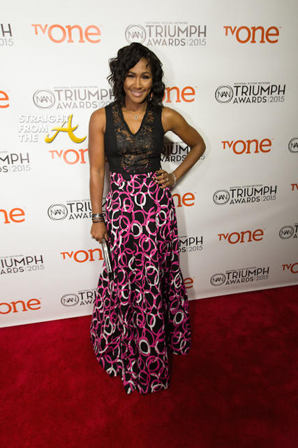 Terri J Vaughn 2015 Triumph Awards