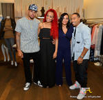 Shannon & Monica Brown Eudoxie Ludacris 1