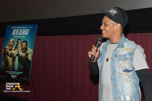 TI hosts screening