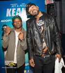 Jason Mitchell - Method Man at After-Party