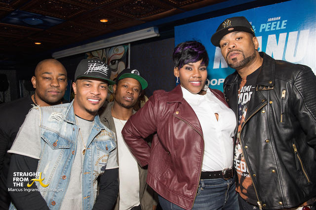 Guest - TI - Jason Mitchell - Kelly Price - Method Man