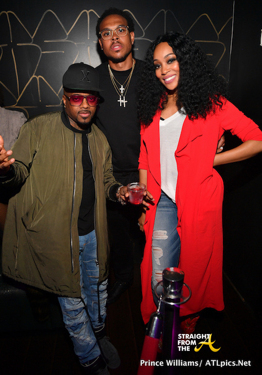Jermaine Dupri Shannon Brown Monica