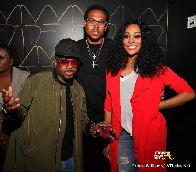 Jermaine Dupri Shannon Brown Monica 2