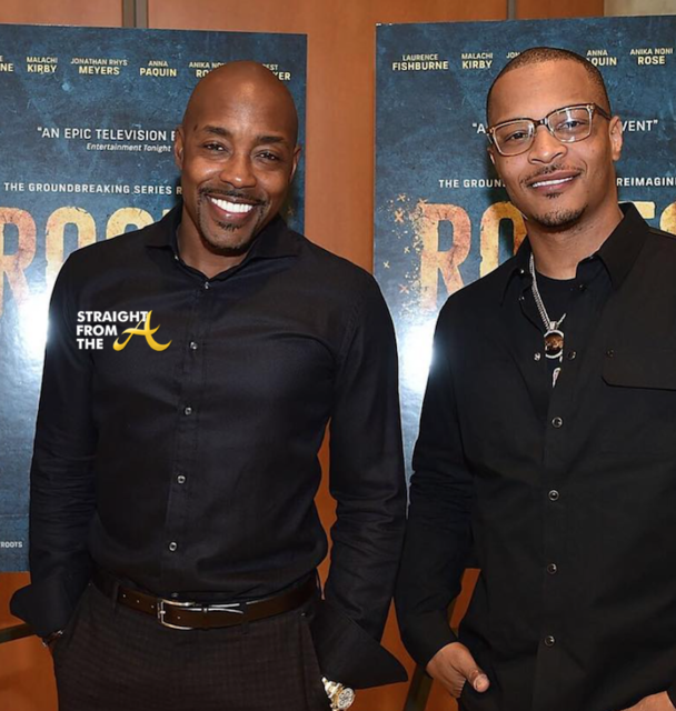Will Packer T.I. Roots 1