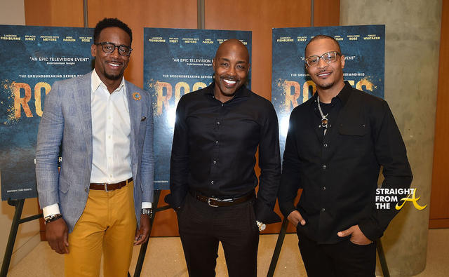 Jeff Johnson - Will Packer - Tip T.I. Harris