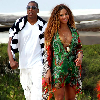 Jay-Z and Beyonce are finally gonna take the plunge.