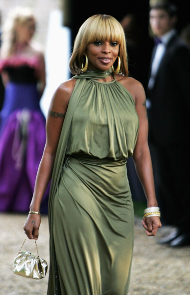 Mary J. Blige : MJB CLOTHING LINE