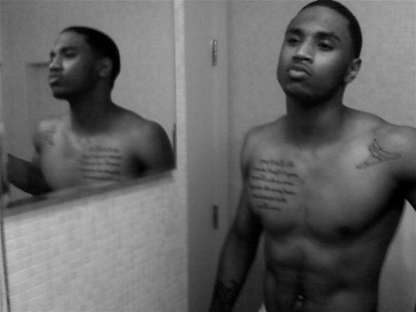 What Is Trey Songz Tattoo On His Chest: Straight From The A