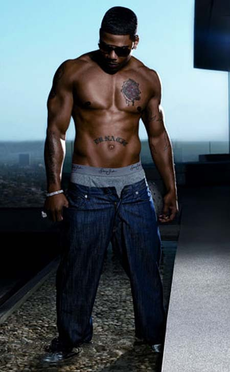Nelly: Sean John Spokesmodel 2008