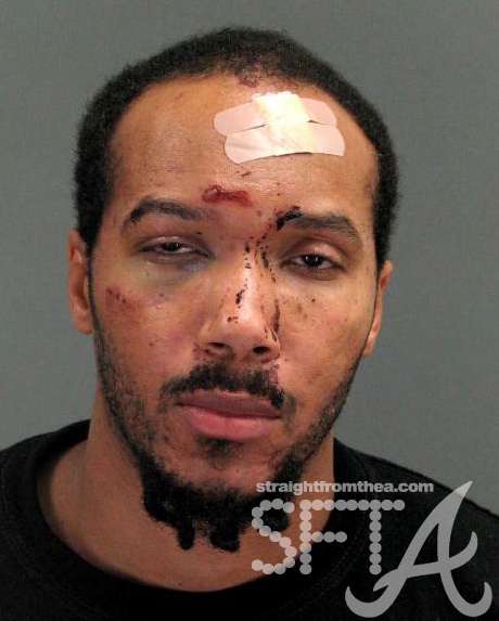 Mugshot Mania ~ Lyfe Jennings Arrested in Cobb County