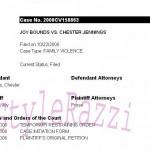 Restraining Order Against Lyfe Jennings
