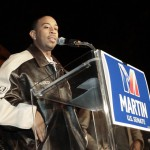 Flix ~ Ludacris, T.I. & Jeezy Rally For Democratic Sen. Candidate Jim Martin