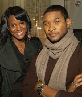Usher and tameka raymond welcomed their second son naviyd ely raymond