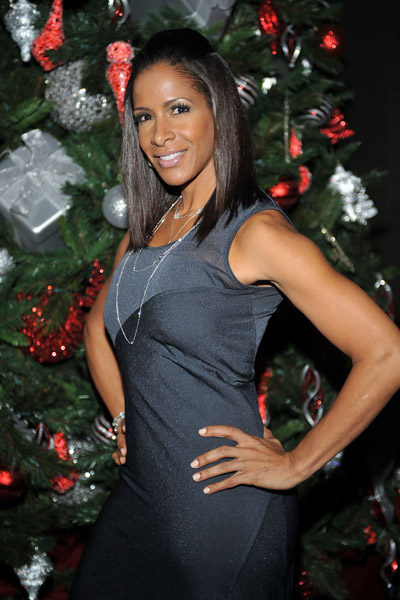 Sheree Whitfield on &quot;Watch What Happens, Live&quot;