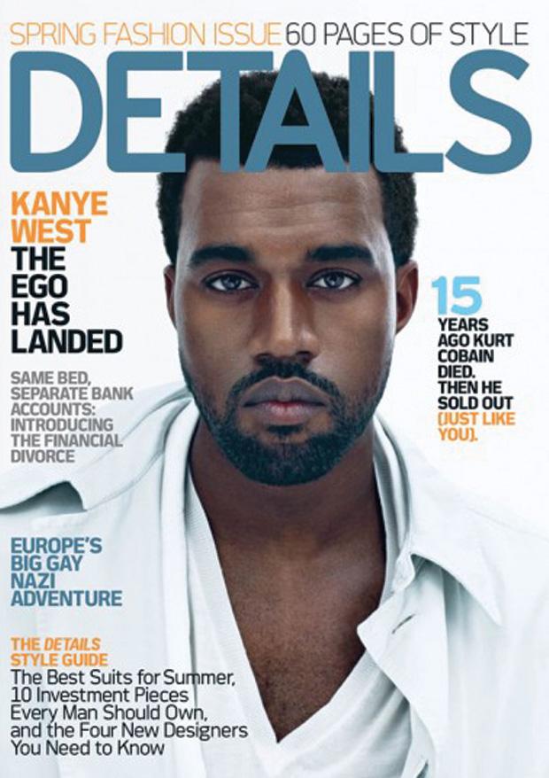 Kanye ~ Detail Cover