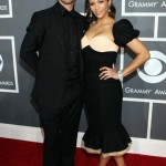 Robin Thicke & Wife (Paula Patton)