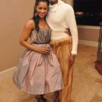 Lisa Wu Hartwell & Dwight Eubanks