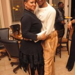 Dwight Eubanks and His Fiance