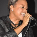Spotted ~ Chrisette Michele @ Uptown + Surprise Marriage Proposal