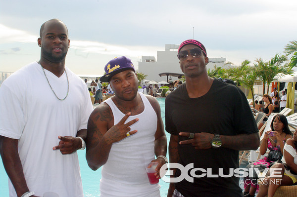 Vince young, Jeezy & Chad