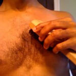 Lil Duval's Nappy Chest Hair