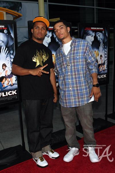 Ice Cube's Sons ~ Shea & Darryll