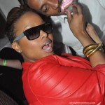 """Chrisette Michele's """"Epiphany"""" Release Party @ Eros + iTunes Purchase Numbers"""