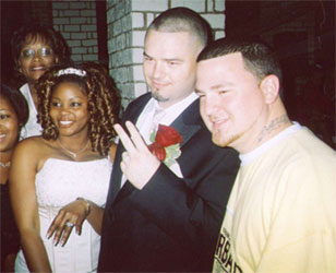 paul wall wedding