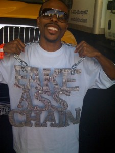 "Lil Duval's ""Fake Ass Chain"""