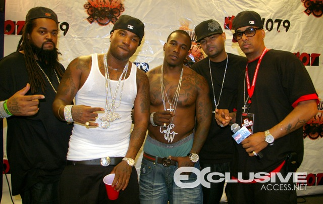 Screww, JW, Young Jeezy, Boo, Bestroh