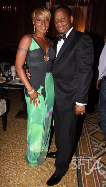 Mary J. Blige & Kendu Issacs