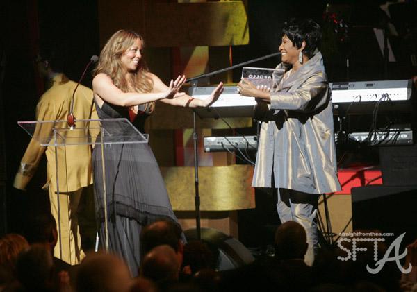 Mariah & Patti
