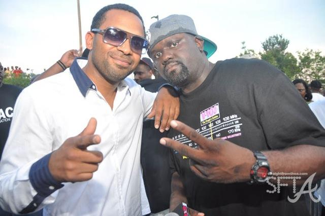 Mike Epps & DJ Greg Street