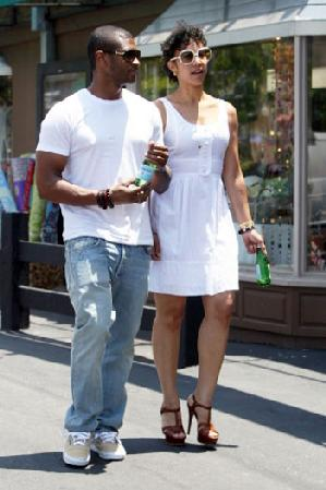 usher-and-the-mystery-woman