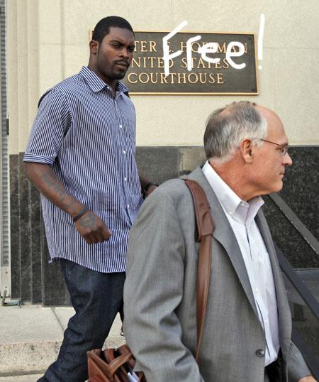 Vick Federal Sentence