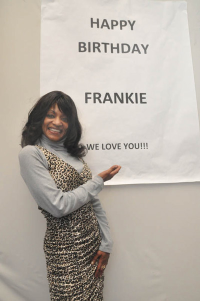 Frankie Birthday