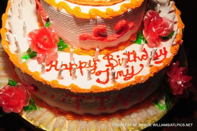 Tiny Birthday Celebration