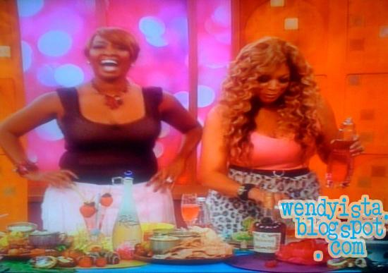 NeNe & Wendy