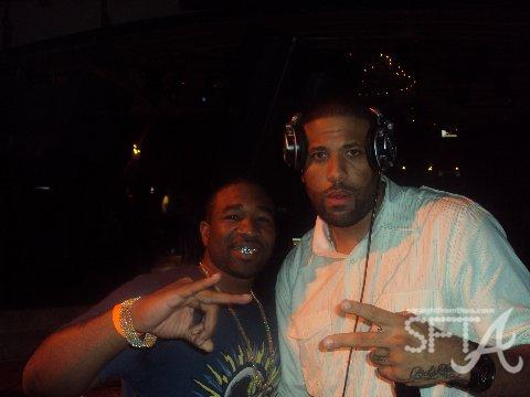 Willie Hustle & DJ Don Cannon