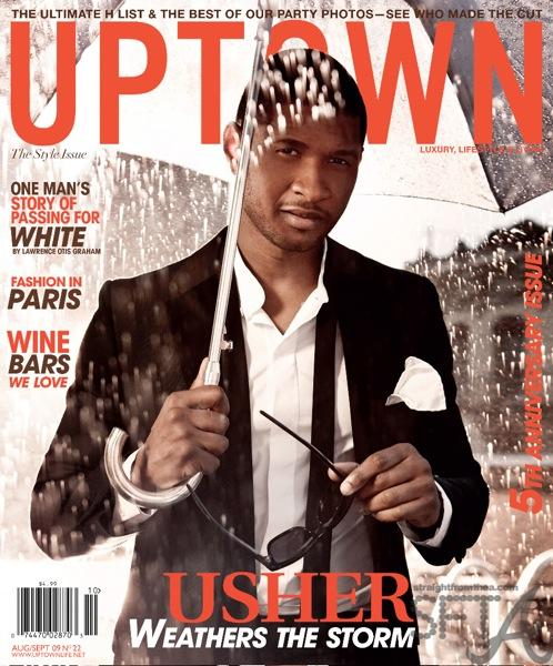 Usher ~ Uptown Cover