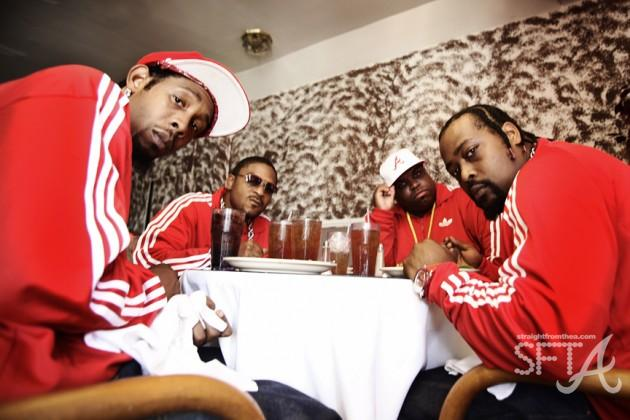 Goodie Mob Reunion