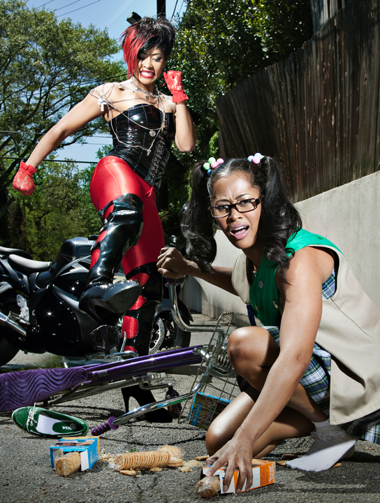 Lisa Wu-Hartwell ~ Alter Ego by D. Blanks