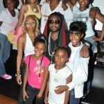 Shawty Lo + Whole Family -