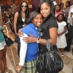Toya & daughter Regginae