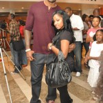 Toya & James Hardy