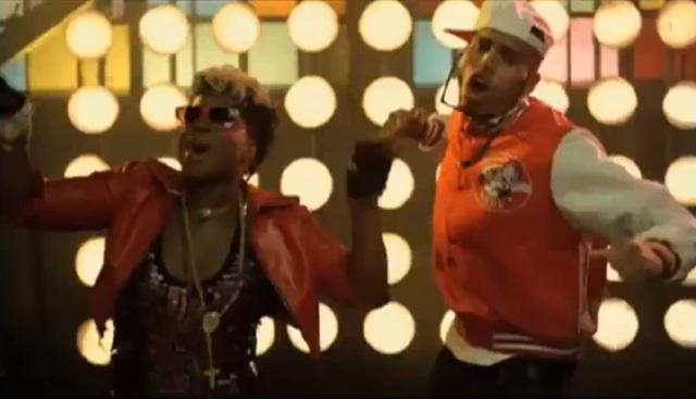 Ester Dean & Chris Brown