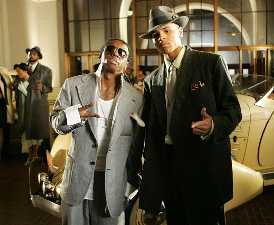 Lil Wayne & Chris Brown