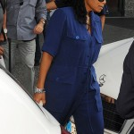 "Spotted: Janet Jackson Arrives In Milan + ""This Is It"" Movie Preview"