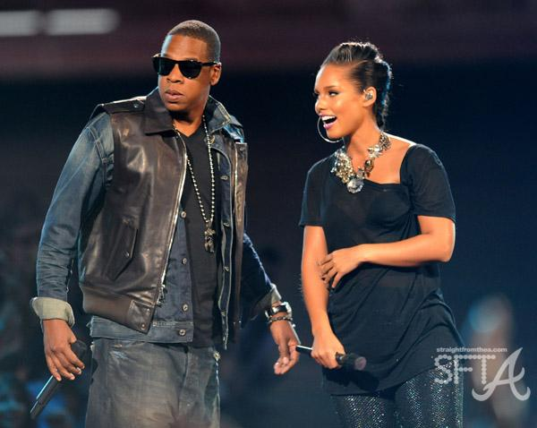 Jay-z & Alicia Keys
